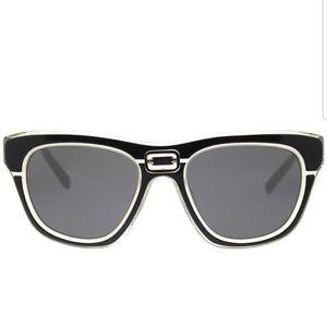 Balmain Black Sunglasses